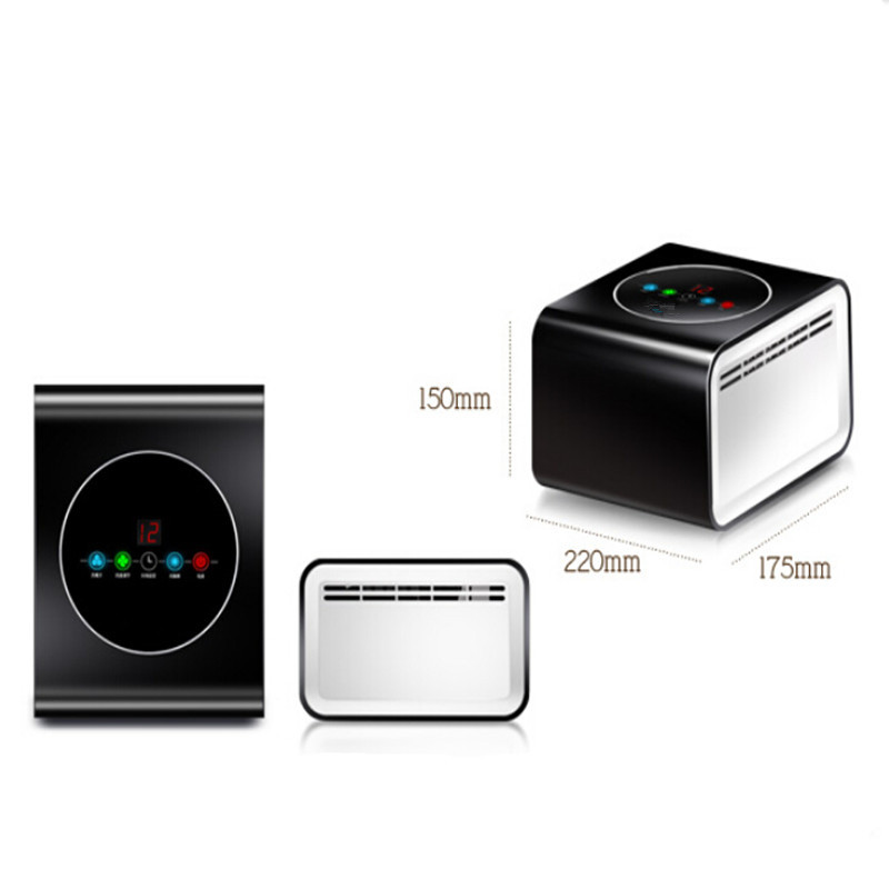 Negative Hepa Air Cleaner : Hepa filter negative ion air purifier for home view
