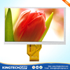 50 pin 7 inch monitor tft lcd display panel with rgb interface