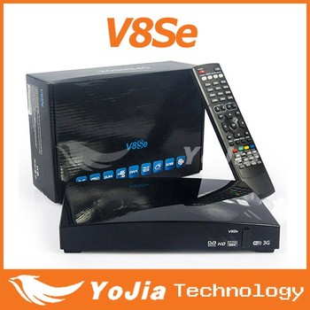 Original V8Se Satellite Receiver