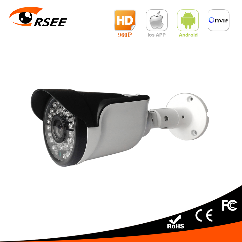 CCTV Cameras Outdoor POE Professional 960p Full HD 1.3MP IP Camera