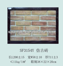 decorative wall brick artificial stone