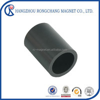 Factory made Y30 ring sharp ferrite magnet