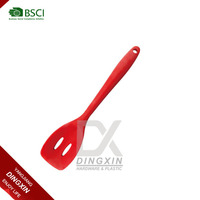 SGS Approval food grade humanized design good cook silicone spatula