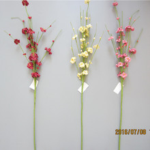 "39"" artificial spring flowers pick making for home decoration"