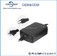 Shenzhen Tokpower electronics ac dc adapter 12v 1a laptop computer power supply UL EN60950