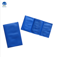 Factory Supply plastic folding card holder for gifts