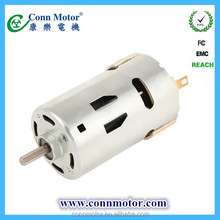 36v 775 high power high torque electric dc audio products motor