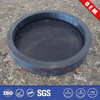 Heat Resisting Silicone Rubber End Caps For Pipe