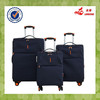 2015 New Design Luggage Hot Selling PU Luggage Leather Material Travel Spinner Carry On Trolley Suitcase