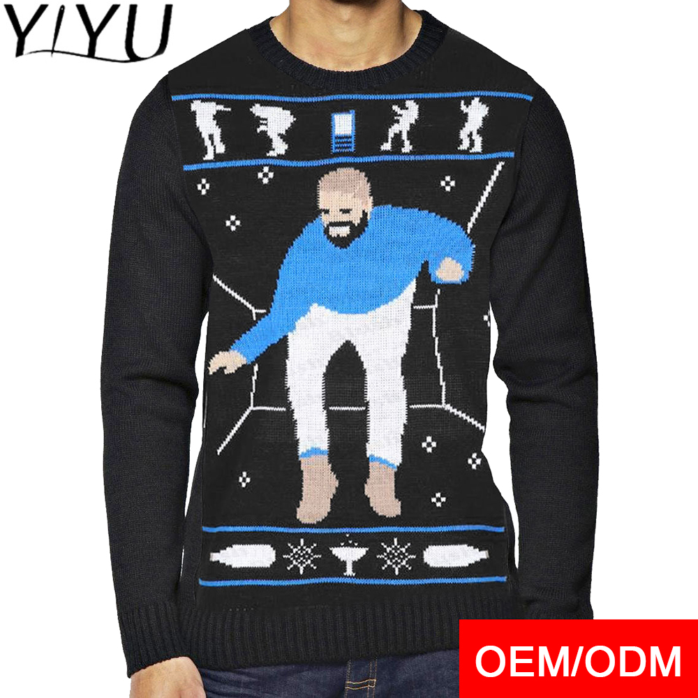 2018 winter fashion Unisex Jumper Top Hotline bling Ugly Christmas Sweater