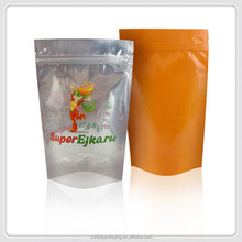 Food grade custom printed plastic snack food bag for packing dried fruit/sugar/candy/nut/cookie/popcorn new products