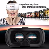 China factory newest products Virtual Reality Headset 3d vr box 2.0 2016 trending products