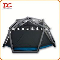 Newest Attractive pvc inflatable dome tent