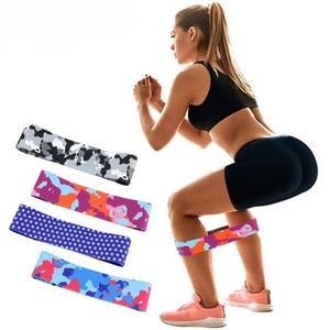 Unisex Booty Band Hip Circle Loop Resistance Band Workout Exercise for Legs Thigh Glute Butt Squat Bands Non slip Design GYH