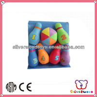 Bowling Sports Toy Game/ Soft Sports Toy Game by ICIT DISNEY Toy Factory