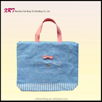 Cheap Wholesale Ladies Cotton Handbag