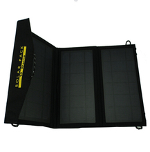 USB output portable mobile solar charger bag for mobile phone