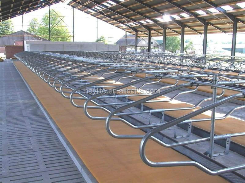 Hot dip galvanized Heavy Duty Cattle Free Stall Panel
