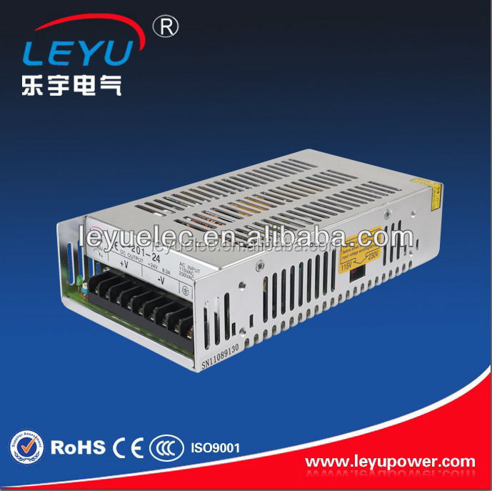 CE RoHS factory outlet High reliability 13.5v 200w constant voltage led transformer