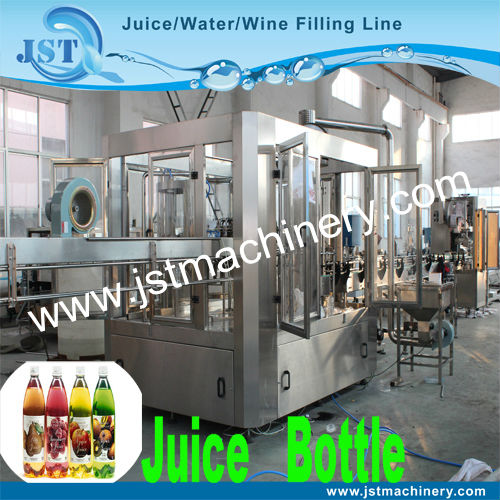 HIgh quality automatic apple juice production process