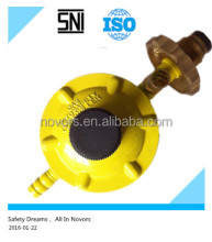 Safety low pressure gas regulator HM801