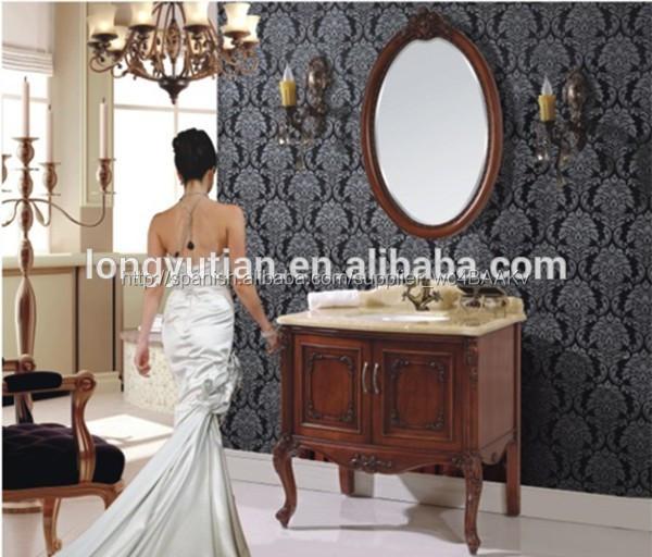 Caliente venta muebles para el hogar barato mueble de baño espejo ...