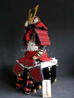 Authentic Japanese Child Armor: Minamoto Armor&Helmet
