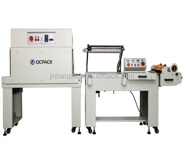 BTL-450+BM-500 Semi-Automatic L-Sealer Shrink wrap Machine