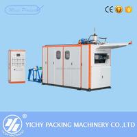 Hydraulic plastic cup making machine