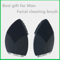 OEM Welcome Electric Facial Brush Beauty Make Up Remove Tool Face Wash Machine Facial Cleaning Brush