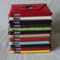 OEM, customise and good quality 360 rotate tablet pc case factory price