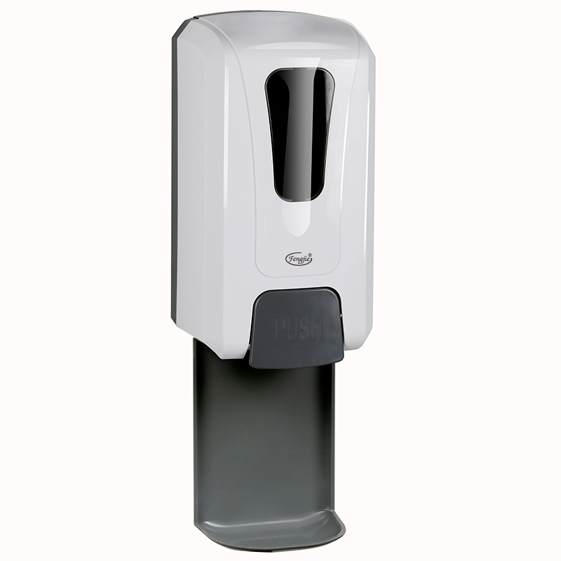 Newest with Top Design Wall Liquid Soap Dispenser