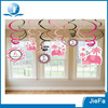 Beautiful Party Decoration Cheap Price Fast Shipping High Quality Paper Swirl