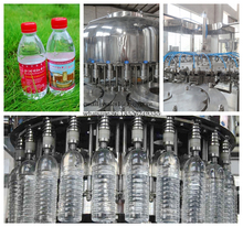 High cost effective! water beverage filling machine, food and beverage producers