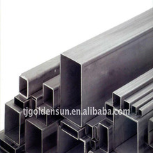 Tianjin Steel Factory 033 Mild Steel Square Tubes And Gi Steel Hollow Section