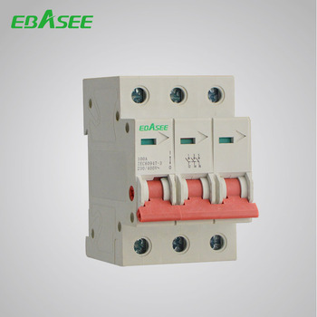 4 Amp 4P Hot Sale C45 MCB Circuit Breaker