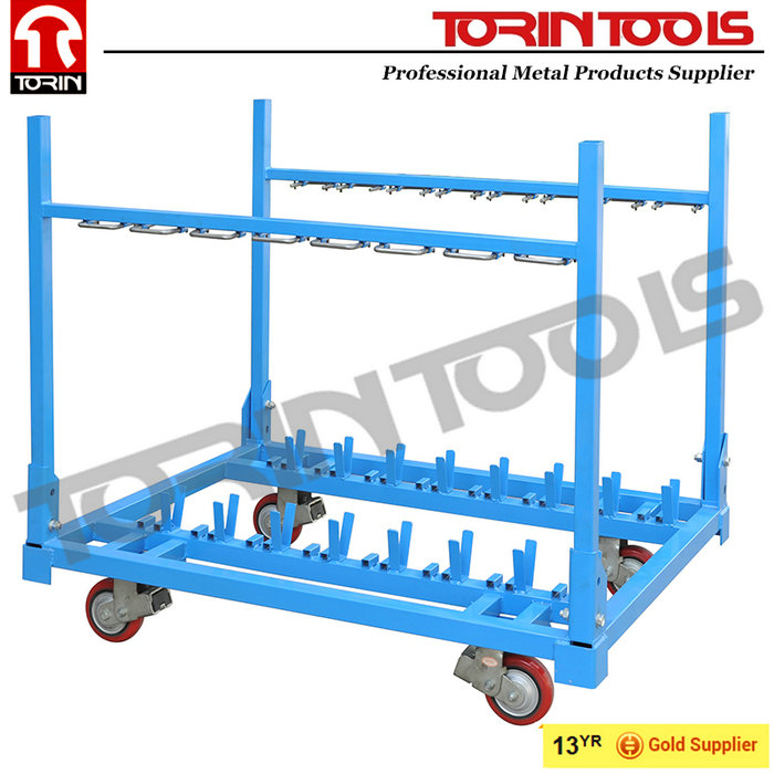 Warehouse Commercial Front Beam Heavy Duty Storage Rack