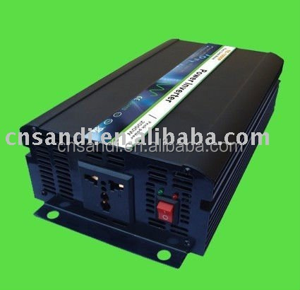 5KW 48V DC input to single phase 220-240VAC off grid pure sine wave inverter for taking inductive load(pump, motor) easily