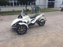 trade assurance factory customized cool sport electric trike motorcycle