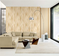 modern design waterproof 3D wallpaper for Home Office Hotel Decoration