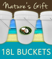 Virgin Coconut Oil - 18L Bucket
