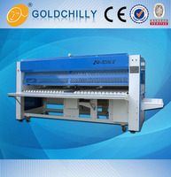 automatic high quality table cloth linen folding machine