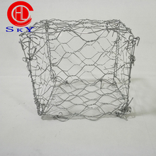 Galvanized gabion box / stainless steel gabion basket (factory from shenzhou )