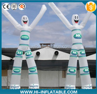 Outdoor advertising product inflatable tube man
