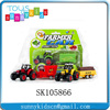 Funny diecast toy diecast tractors diecast car