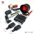 Magic anti-hijacking car alarm system