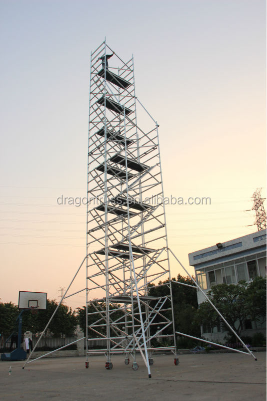 Construction Walk Boards : Construction aluminum scaffold metal frame scaffolding