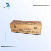 Custom Antique Cheap Small Decorative Wooden Box For Wine