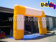inflatable wedding archway