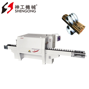 Shengong MJY142U-35 Log Rip Saw